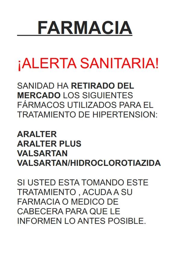 ALERTA SANITARIA VALSARTAN_001