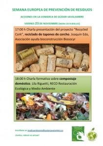 Cartel difusión acciones Semana Europea Prevención Residuos_001