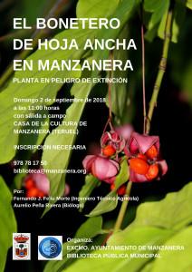 EL BONETERO DE HOJA ANCHA EN MANZANERA (1)