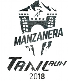 Logo I TRAIL RUN MANZANERA