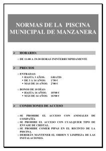 NORMAS DE LA  PISCINA_001