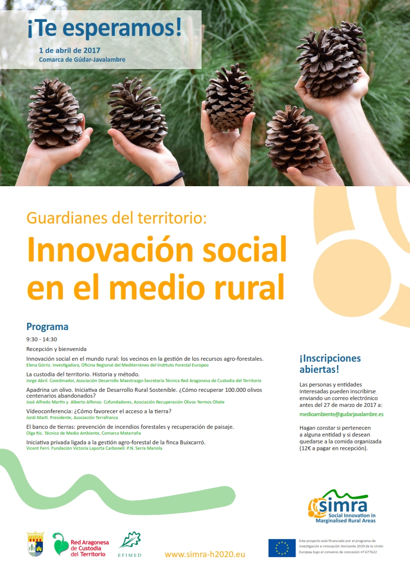 Ayuntamiento de manzanera blog archive jornada for Oficina virtual medio rural