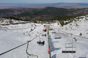 Pista esquí Javalambre