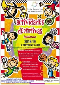 cartel actividades invierno 2018_001