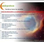 horario curso astro
